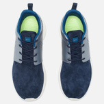 Женские кроссовки Nike Roshe One Premium Suede Midnight Navy фото- 4