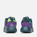 Женские кроссовки Nike Roshe One Premium Plus Mid Teal/Purple/Emerald фото- 3