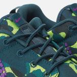 Женские кроссовки Nike Roshe One Premium Plus Mid Teal/Purple/Emerald фото- 5