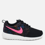 Nike Roshe One Print Women's Sneakers Blue/Red photo- 0