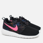 Nike Roshe One Print Women's Sneakers Blue/Red photo- 2