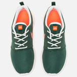 Женские кроссовки Nike Roshe One Retro Gorge Green/Mango фото- 4