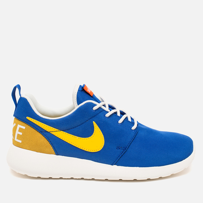 Женские кроссовки Nike Roshe One Retro Racer Blue/Sail/Varsity Maize