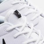 Женские кроссовки Nike Roshe One White/Black фото- 5