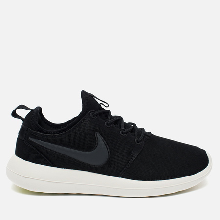 Женские кроссовки Nike Roshe Two Black/Anthracite/Sail