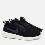 Женские кроссовки Nike Roshe Two Black/Anthracite/Sail фото- 2
