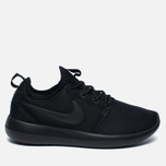 Nike Roshe Two Women's Sneakers Black/Black photo- 0