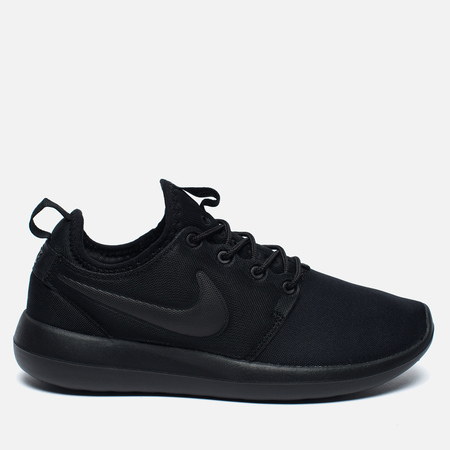 Nike Roshe Two Women's Sneakers Black/Black