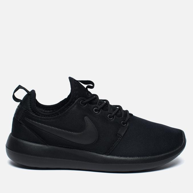 Nike Roshe Two Women's Sneakers Black/Black