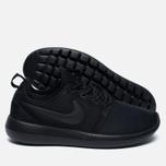 Nike Roshe Two Women's Sneakers Black/Black photo- 1