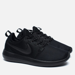 Nike Roshe Two Women's Sneakers Black/Black photo- 2