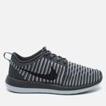 Женские кроссовки Nike Roshe Two Flyknit Dark Grey фото- 0