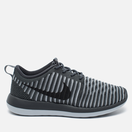 Nike Roshe Two Flyknit Women's Sneakers Dark Grey