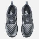 Женские кроссовки Nike Roshe Two Flyknit Dark Grey фото- 4
