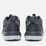 Женские кроссовки Nike Roshe Two Flyknit Dark Grey фото- 3