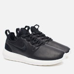 Женские кроссовки Nike Roshe Two SI Black/Off White фото- 2