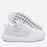 Женские кроссовки Nike Roshe Two Triple White фото- 1