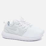 Женские кроссовки Nike Roshe Two Triple White фото- 2
