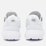 Женские кроссовки Nike Roshe Two Triple White фото- 5