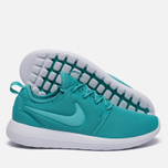 Женские кроссовки Nike Roshe Two Turquoise/White фото- 1