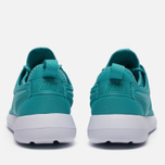 Женские кроссовки Nike Roshe Two Turquoise/White фото- 3
