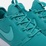 Женские кроссовки Nike Roshe Two Turquoise/White фото- 5