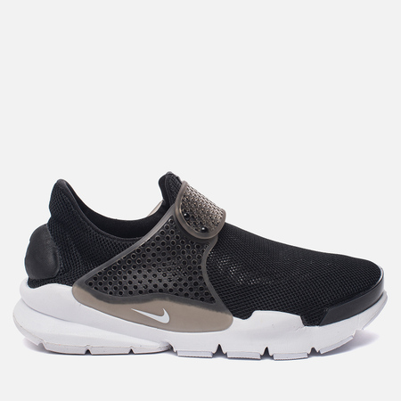 Женские кроссовки Nike Sock Dart Breathe Black/White/Glacier Blue