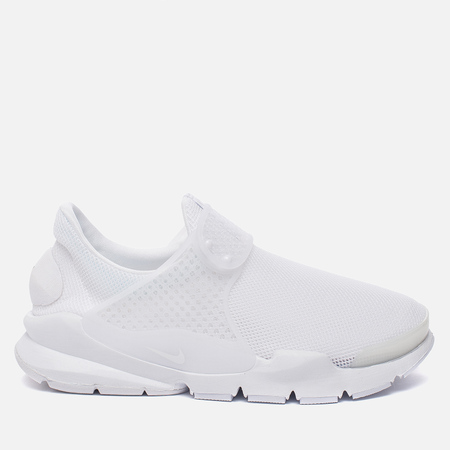 Женские кроссовки Nike Sock Dart Breathe White/Glacier Blue/White