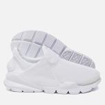 Женские кроссовки Nike Sock Dart Breathe White/Glacier Blue/White фото- 1