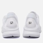 Женские кроссовки Nike Sock Dart Breathe White/Glacier Blue/White фото- 3