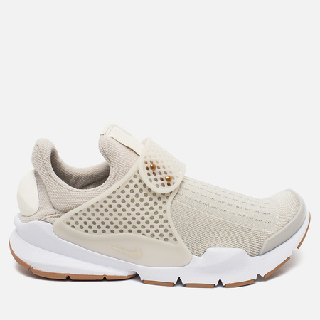 Женские кроссовки Nike Sock Dart Light Bone/Sail/White