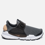 Женские кроссовки Nike Sock Dart SE Black/Vachetta Tan/White фото- 0