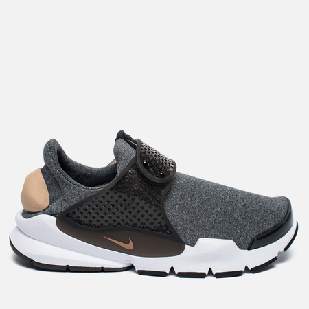 Женские кроссовки Nike Sock Dart SE Black/Vachetta Tan/White