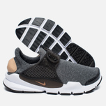 Женские кроссовки Nike Sock Dart SE Black/Vachetta Tan/White фото- 1