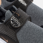 Женские кроссовки Nike Sock Dart SE Black/Vachetta Tan/White фото- 3