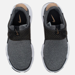 Женские кроссовки Nike Sock Dart SE Black/Vachetta Tan/White фото- 4
