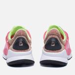 Женские кроссовки Nike Sock Dart SE Ghost Green/Black/Hot Punch фото- 3
