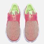 Женские кроссовки Nike Sock Dart SE Ghost Green/Black/Hot Punch фото- 4