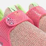 Женские кроссовки Nike Sock Dart SE Ghost Green/Black/Hot Punch фото- 5