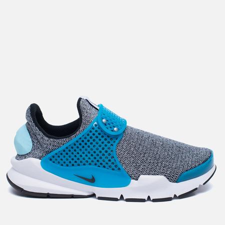 Женские кроссовки Nike Sock Dart SE Grey/White