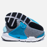 Женские кроссовки Nike Sock Dart SE Grey/White фото- 2