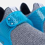 Женские кроссовки Nike Sock Dart SE Grey/White фото- 5