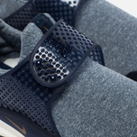 Женские кроссовки Nike Sock Dart SE Mingiht Navy/Gold фото- 3