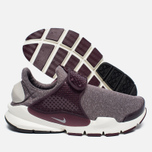Женские кроссовки Nike Sock Dart SE Night Maroon/Light Iron Ore фото- 2