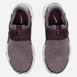 Женские кроссовки Nike Sock Dart SE Night Maroon/Light Iron Ore фото- 4