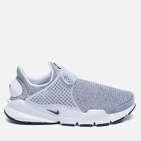 Женские кроссовки Nike Sock Dart SE White/Black/Metro Grey
