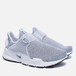 Женские кроссовки Nike Sock Dart SE White/Black/Metro Grey фото- 1
