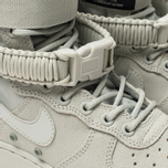 Женские кроссовки Nike Special Field Air Force 1 Light Silver/Light Silver/Mica Green фото- 6