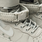 Женские кроссовки Nike Special Field Air Force 1 Light Silver/Light Silver/Mica Green фото - 6