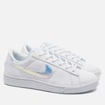 Женские кроссовки Nike Tennis Classic Premium White фото- 1